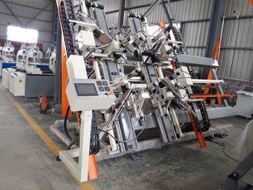 Finestra verticale automatizzata del PVC di CNC saldatrice di quattro punti