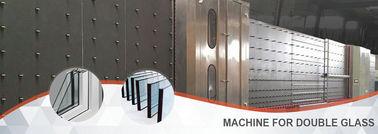Macchina doppia bassa-e d'isolamento di vetro del piano automatico con l'interfaccia uomo-macchina