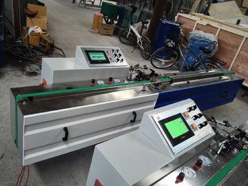 Velocità di lavoro a macchina 4~40m/min 2.2KW PIB dello SpA dell'espulsore butilico automatico di controllo