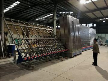 E bassa che lava la macchina di vetro, dimensione di vetro massima 2800x4000mm della lavatrice del vetro piano